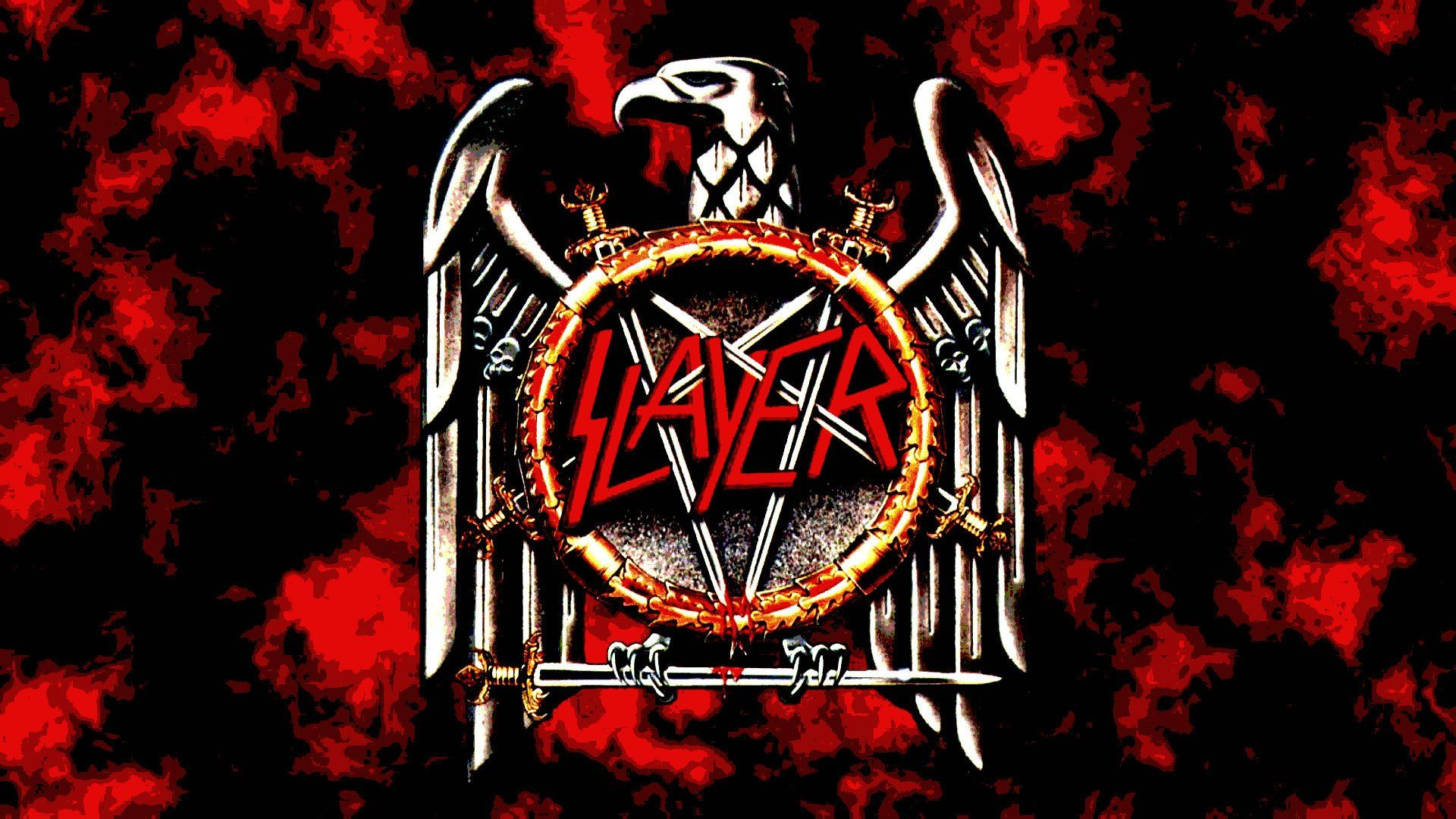Download Slayer Band Wallpapers 1920x1080