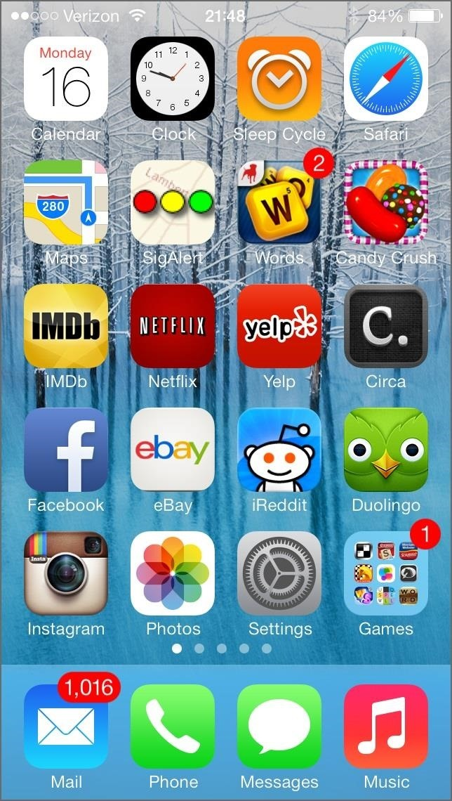 The 15 Most Annoying Things About iOS 7 for iPhone iOS Gadget Hacks 644x1140