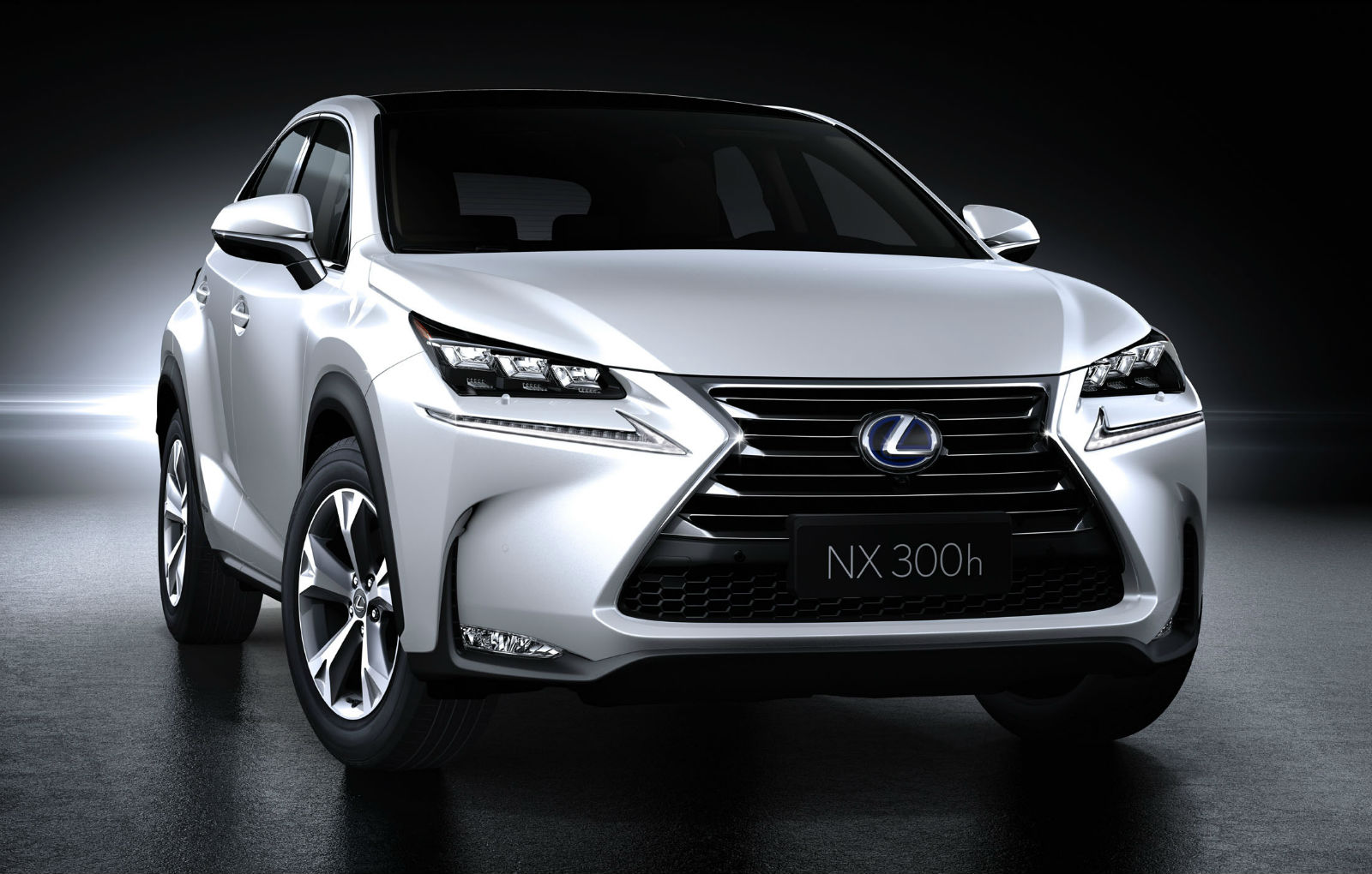 2015 Lexus NX 300h Car Wallpaper   HD 1600x1020