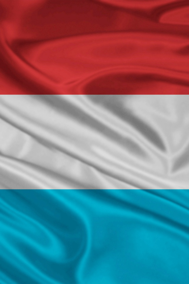 640x960 Luxembourg Flag Iphone 4 wallpaper 640x960