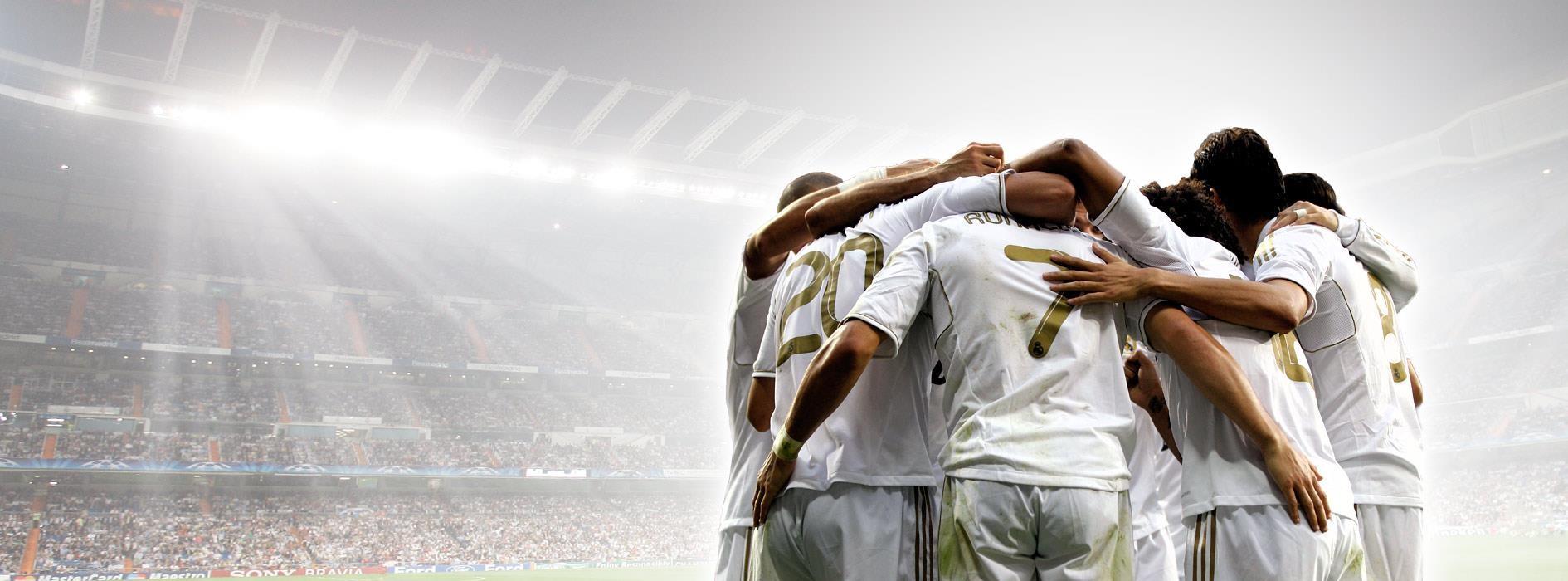 Sports Team Wallpaper 1890x700 Sports Team Real Real Madrid 1890x700