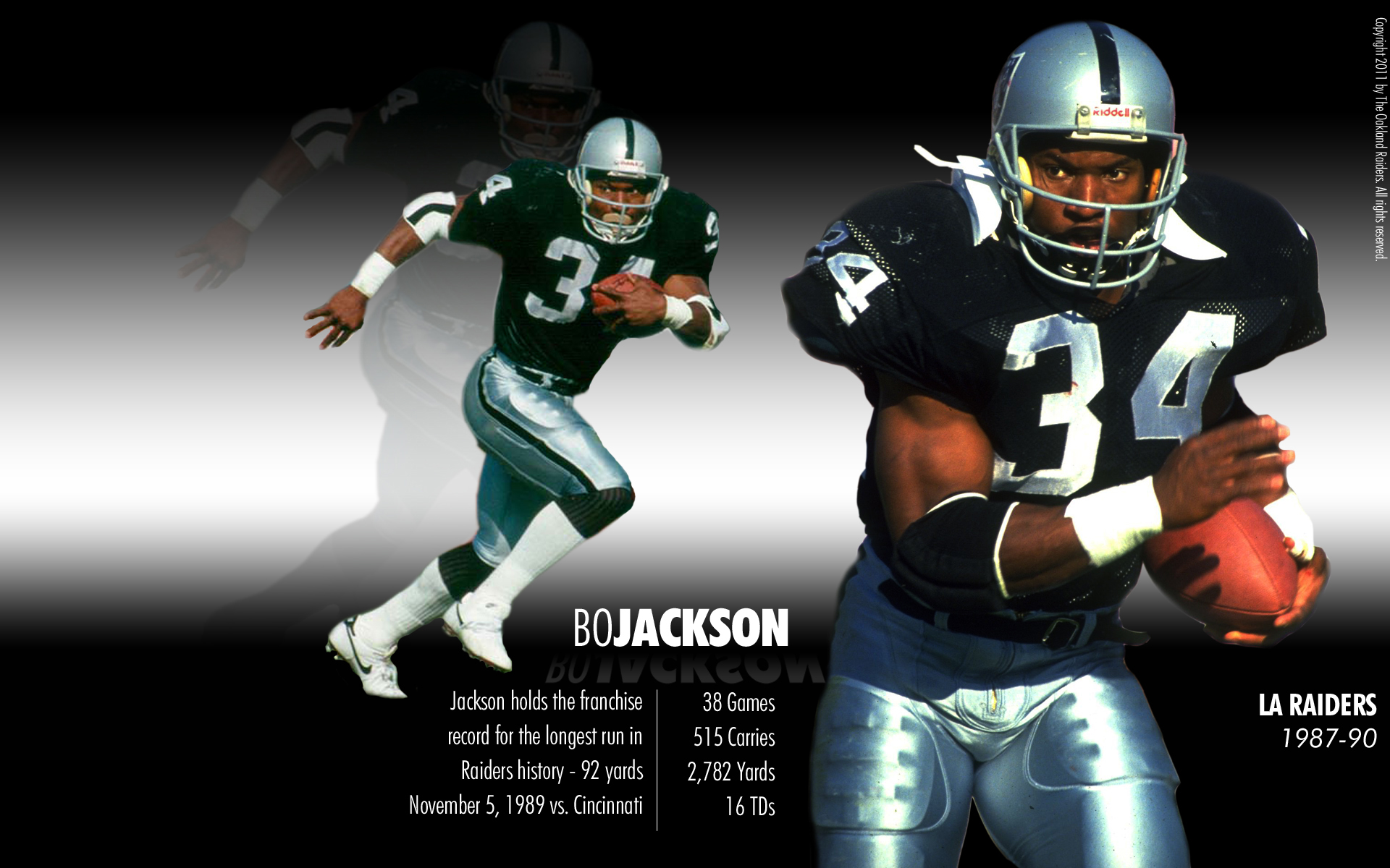 Bo Jackson Wallpaper