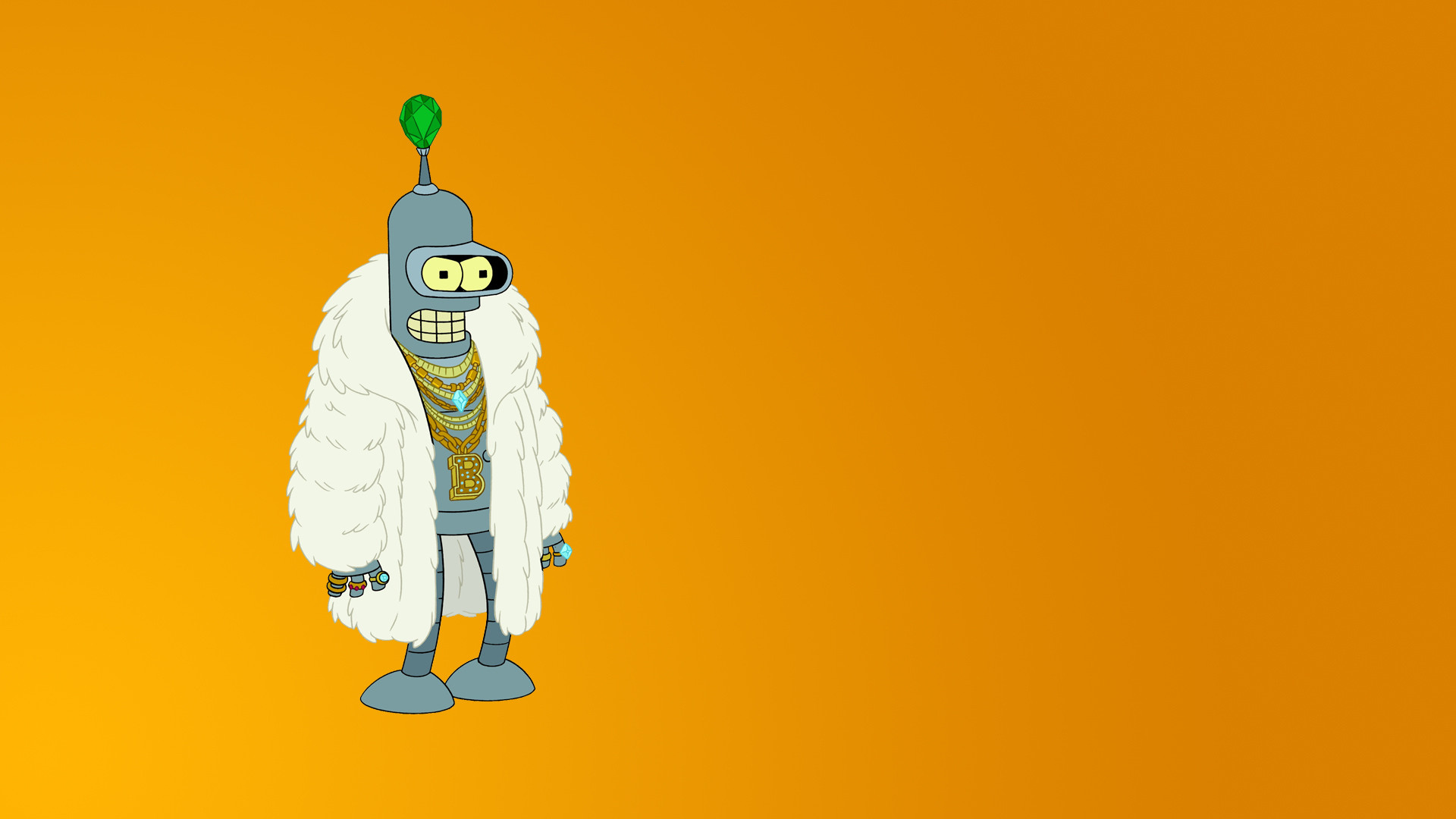 TV Show   Futurama Bender Wallpaper 1920x1080