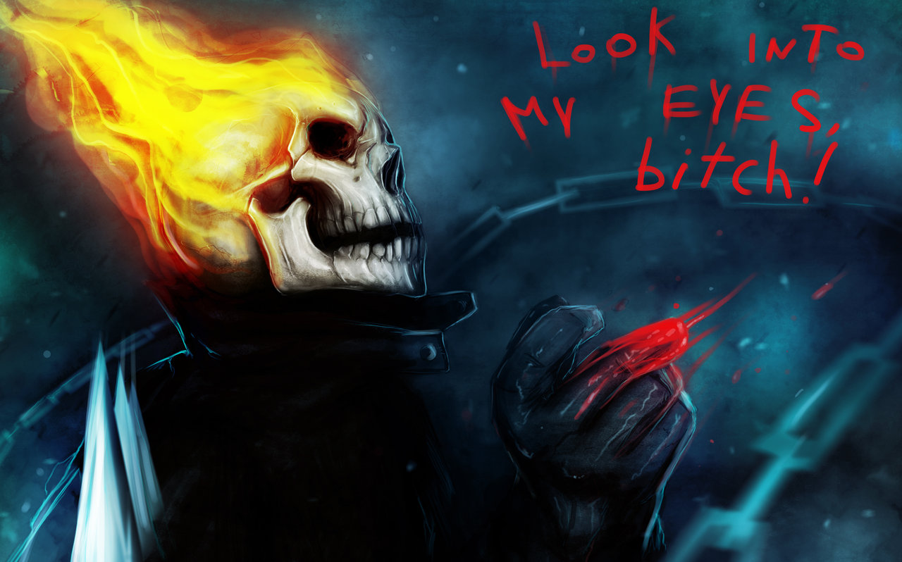 Ghost Rider Images And Wallpapers