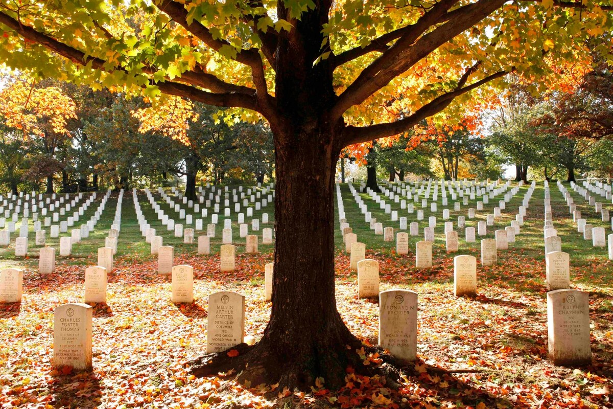 A visitors guide to Arlington Cemetery honoring history 1200x800