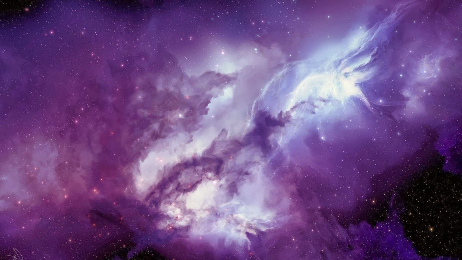 Galaxy Wallpaper 1080p Wallpapersafari
