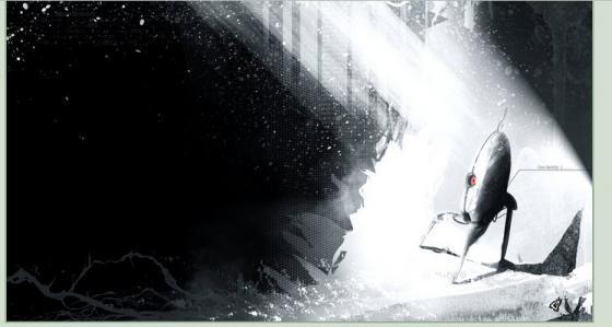 Download Portal 2 wallpaper