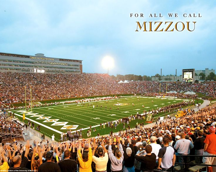 MIZZOU FOOTBALL WALLPAPER mizzou rah Pinterest 736x588