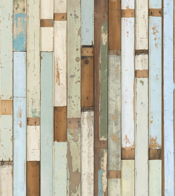 scrap wood or reclaimed wood wallpaper Interior Ideas Wallpapers 587x657