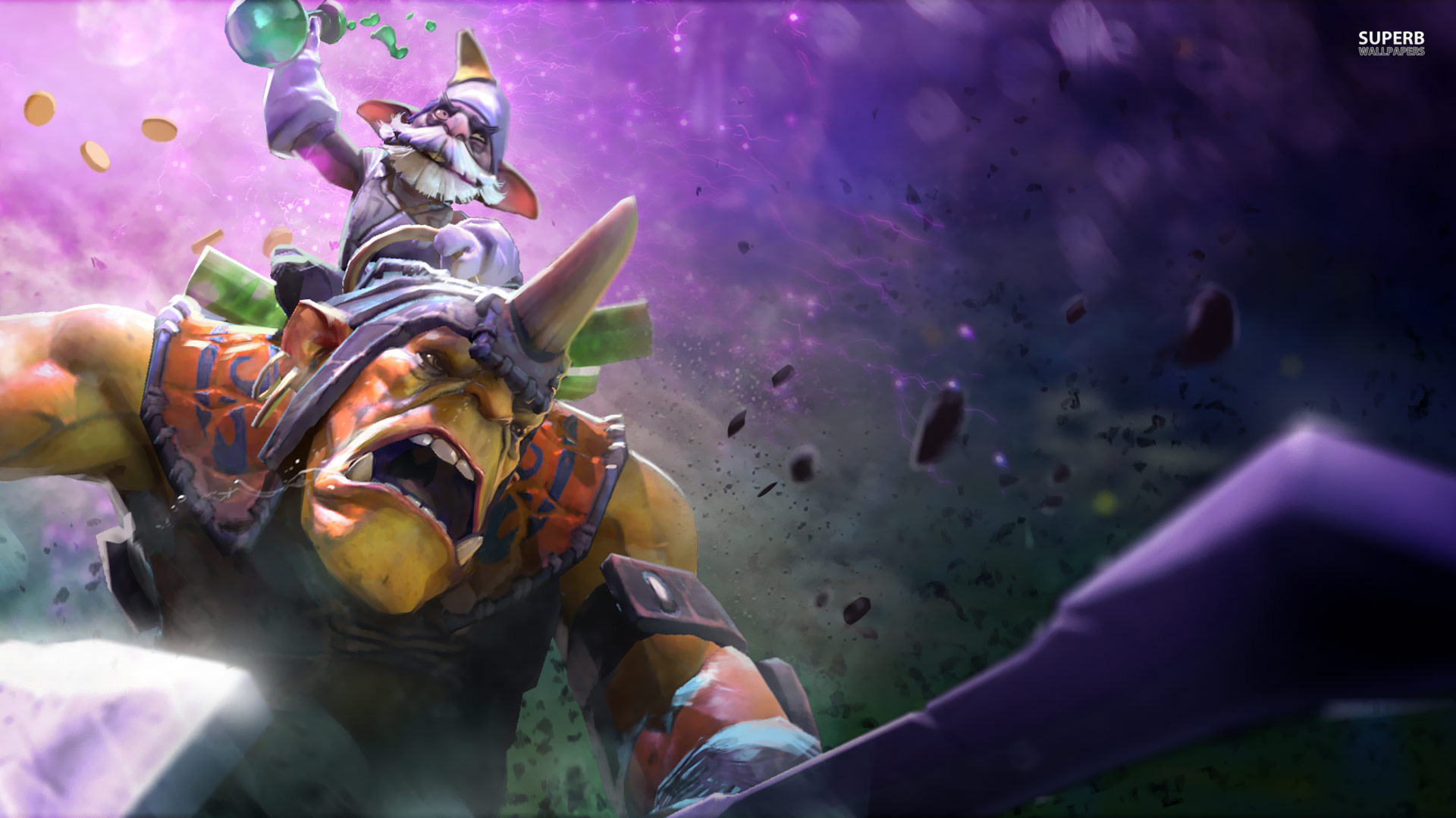 Alchemist Loading Screen Wallpaper Dota 2 HD Wallpapers 1920x1080