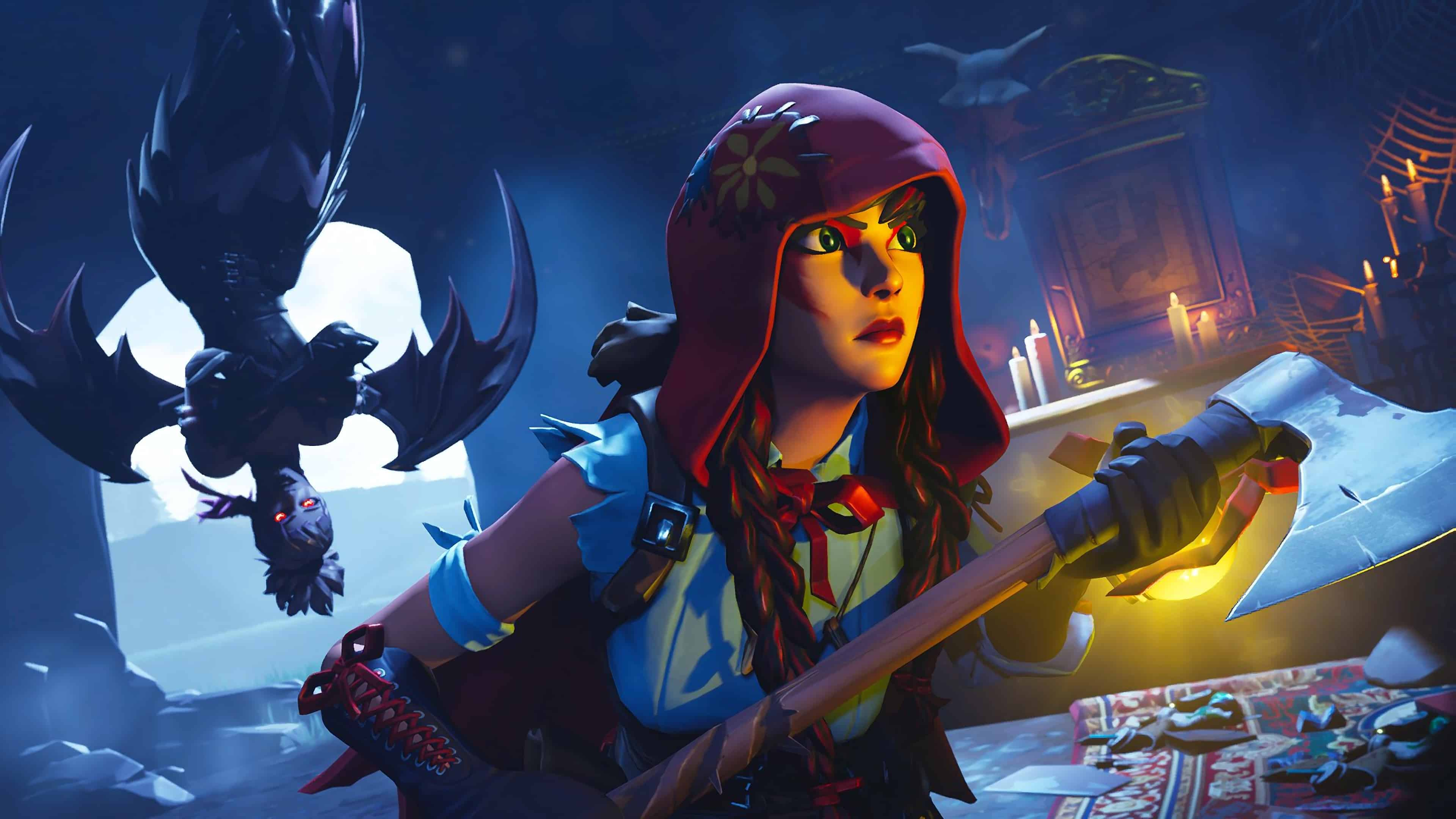 Fable Fortnite Battle Royale Best Wallpaper HD 3840x2160
