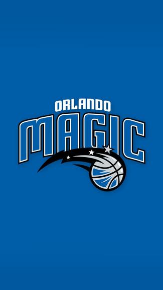 NBA - Orlando Magic iPhone 5C / 5S wallpaper