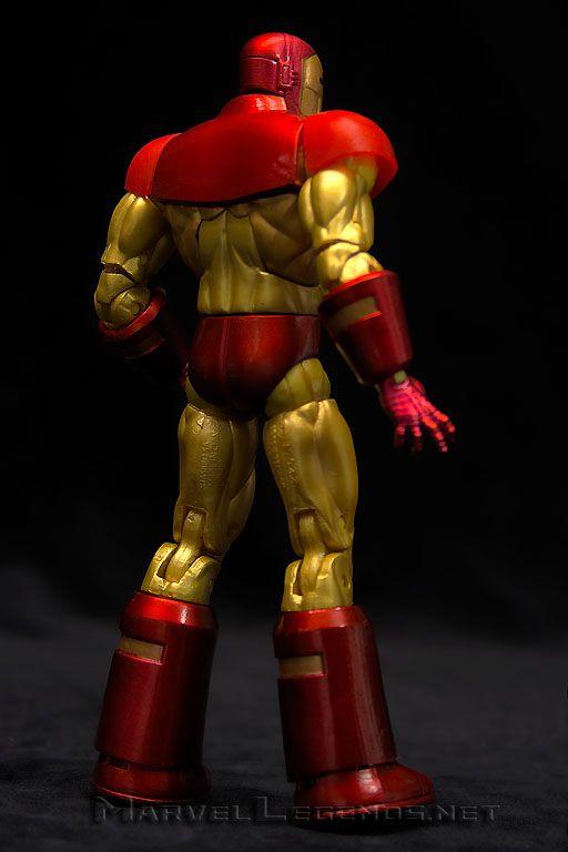 MarvelLegendsNet   Marvel Legends Epic Heroes Iron Man 512x768
