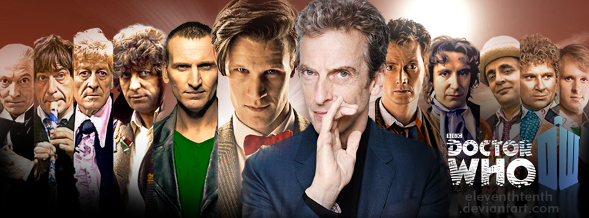 Doctor Who The 12 Doctors by eleventhtenth on deviantART 851x315