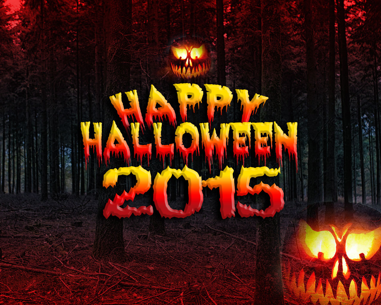 Scary Happy Halloween 2015 Images Backgrounds Wallpapers Ideas 1280x1024