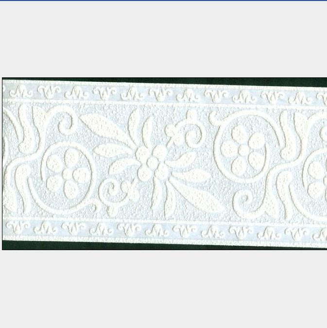 Paintable Wallpaper Border 1002 673x674