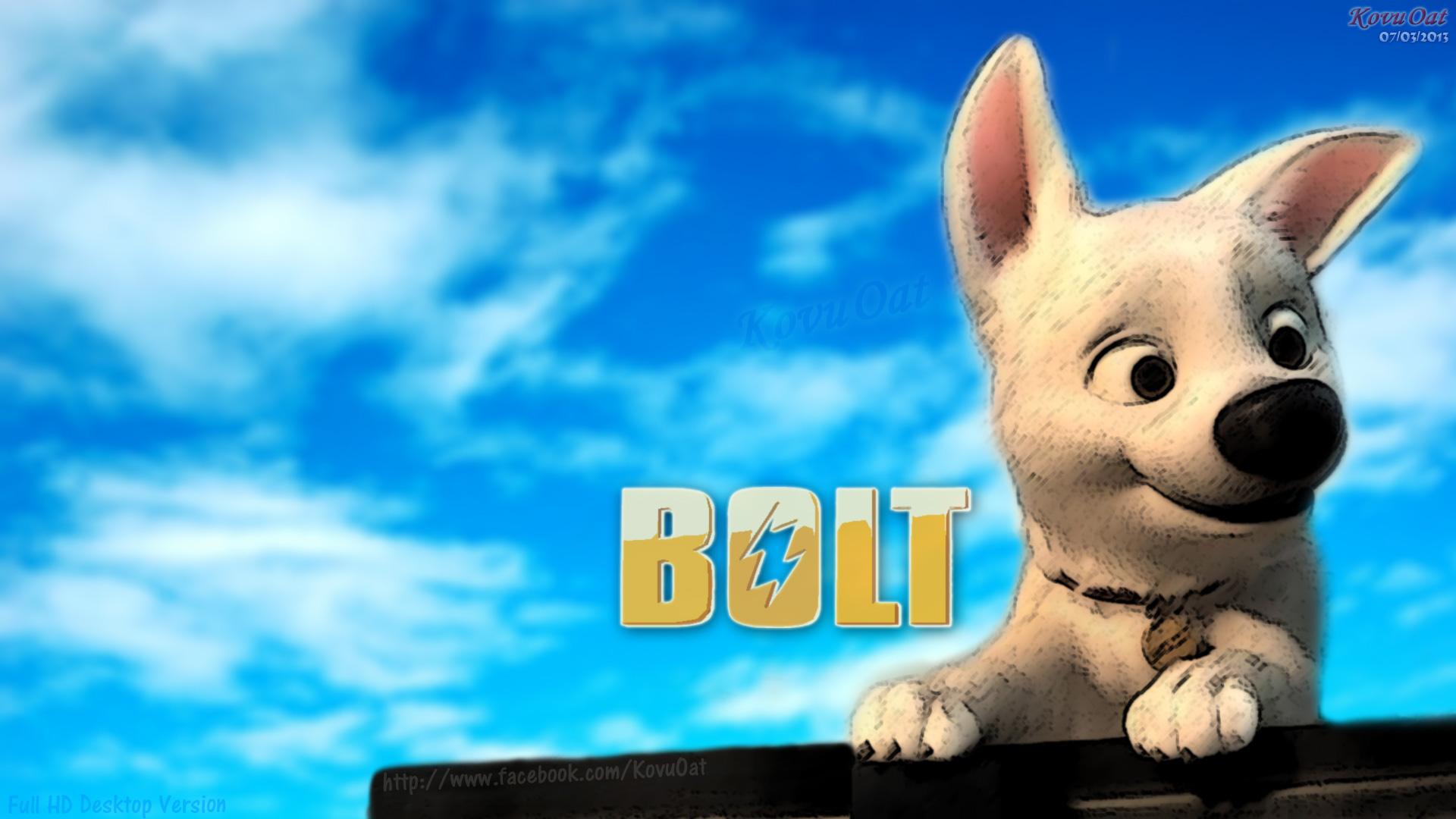 Disney Bolt Desktop Wallaper HD   Disneys Bolt Wallpaper 33839681 1920x1080