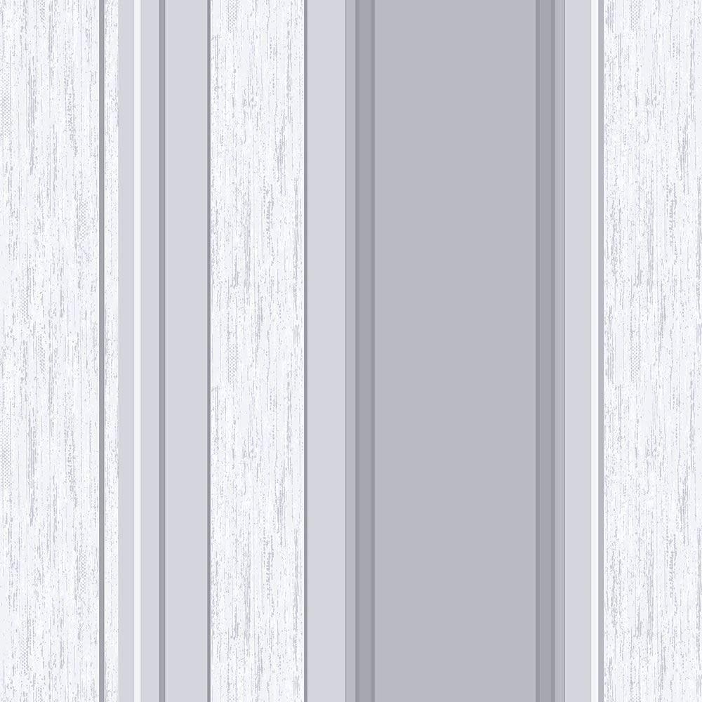 Wallpaper Vymura Vymura Synergy Striped Wallpaper Dove Grey 1000x1000