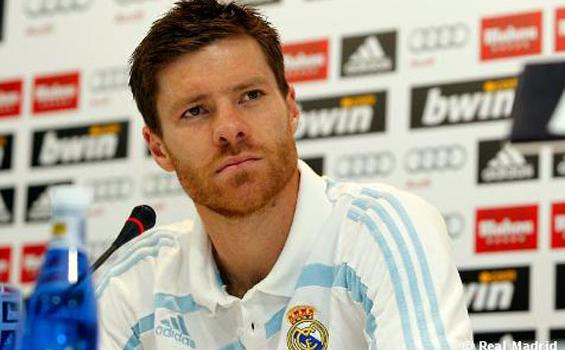 Xabi Alonso Real Madrid Wallpaper 2012 Wallpapers Photos Images 565x350