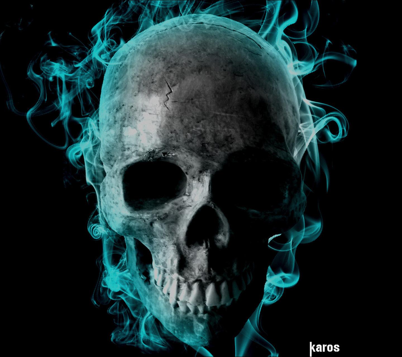 Skull Wallpaper Android - WallpaperSafari