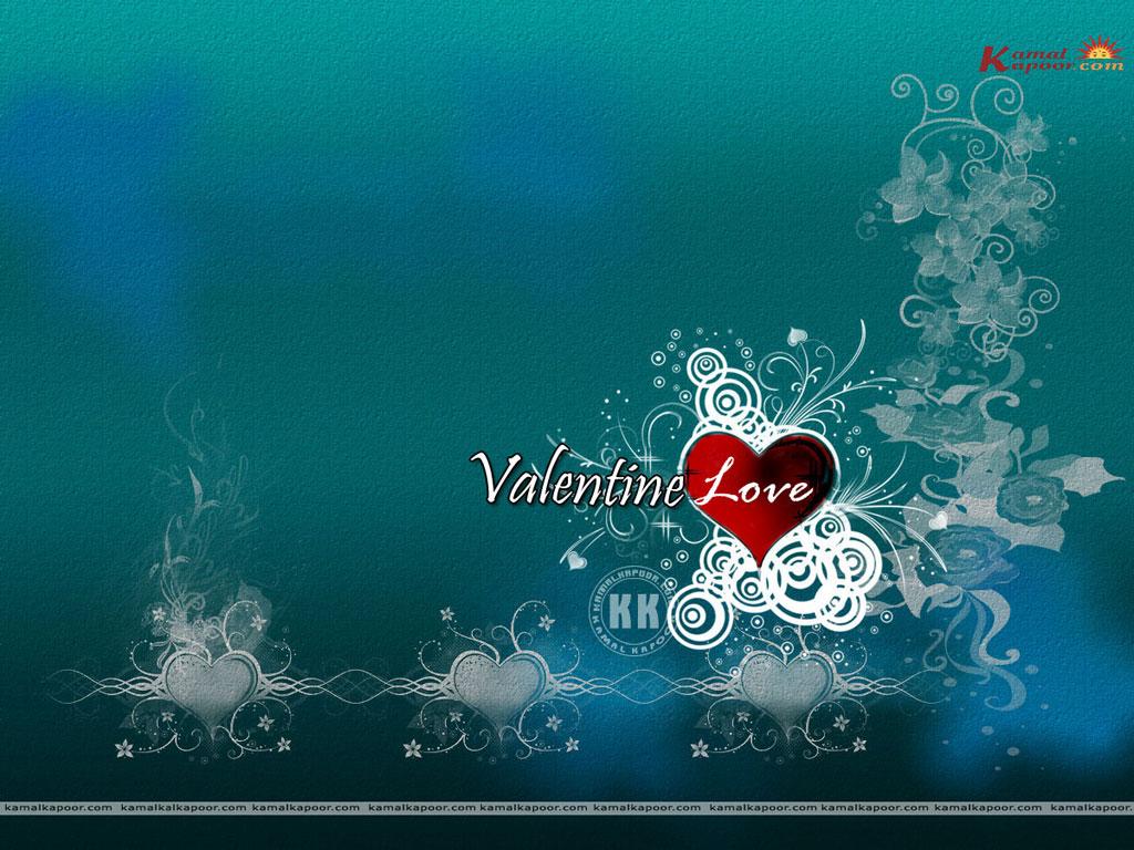 Christian Valentine's Desktop Wallpaper