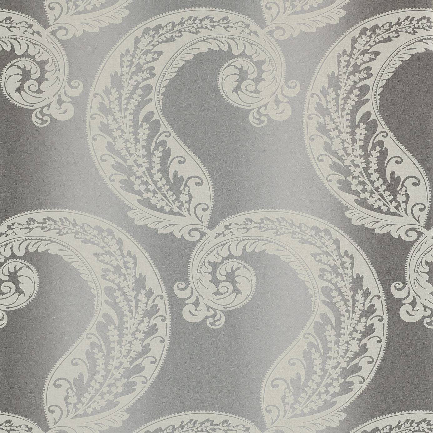 Home Wallpapers Harlequin Leonida Wallpapers Adella Wallpaper   Steel 1386x1386