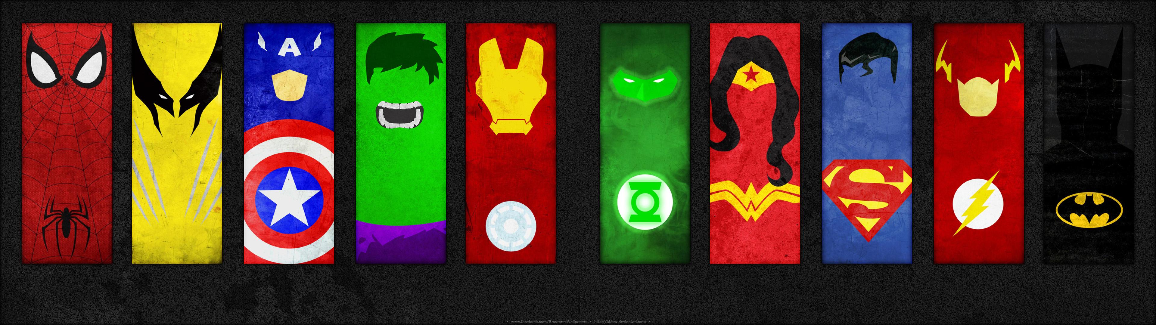 Hd wallpaper justice league - Marvel Dc Wallpapers Wallpapersafari