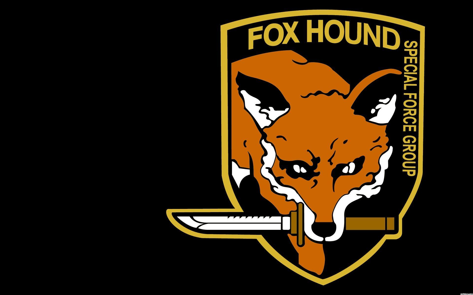 Foxhound wallpaper wallpapersafari - Foxhound metal gear wallpaper ...