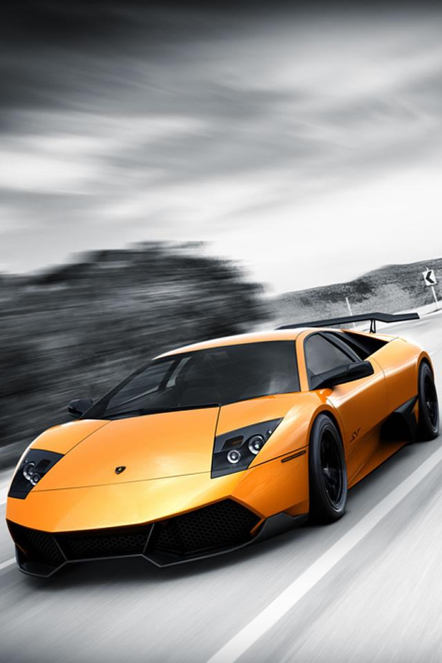 Lamborghini aventador wallpaper iphone 4
