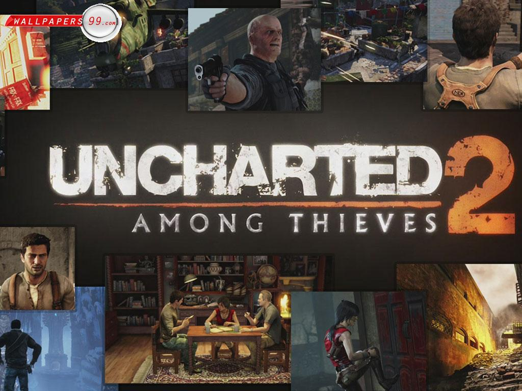 Uncharted 2 Among Thieves Wallpapers Photos Pictures Images 1024x768