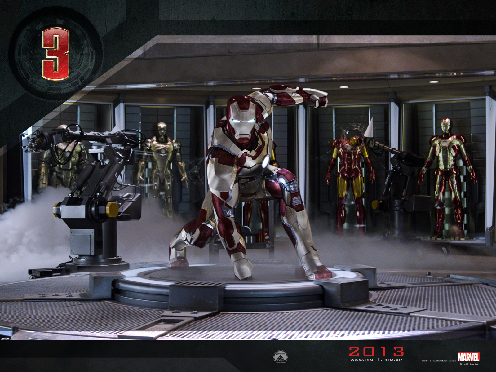 Iron Man 3 Wallpaper   Iron Man 3 Wallpaper 33506146 1600x1200