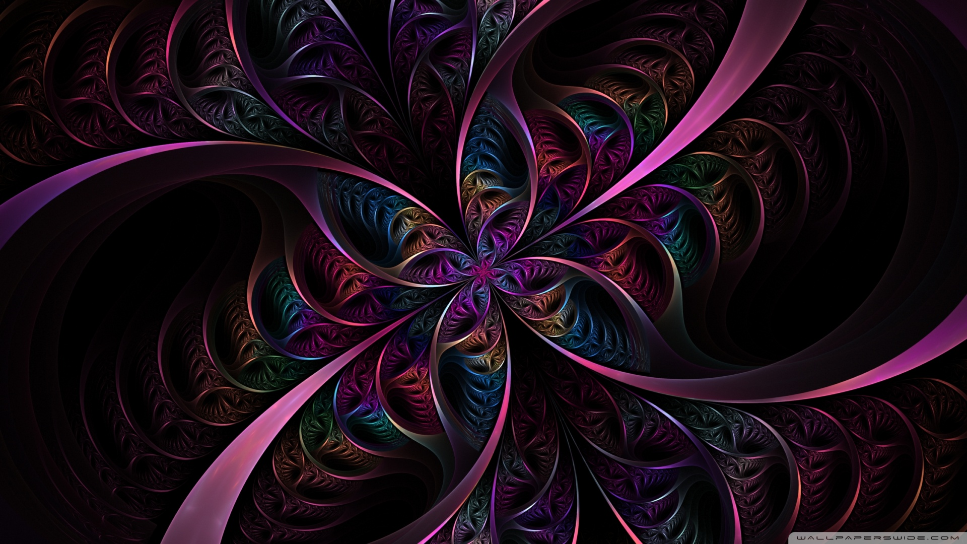 Psychedelic 2 Wallpaper 1920x1080 Psychedelic 2 1920x1080