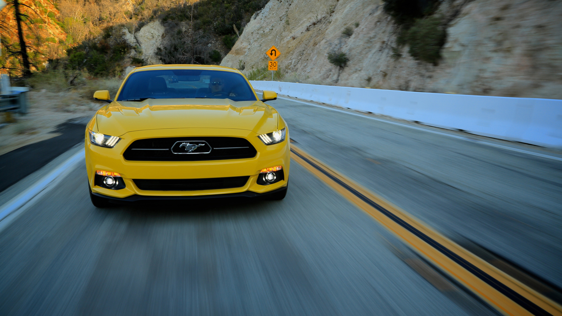 Tagged with Cool Ford Mustang GT 2015 Wallpapers Ford Mustang GT 2015 1920x1080