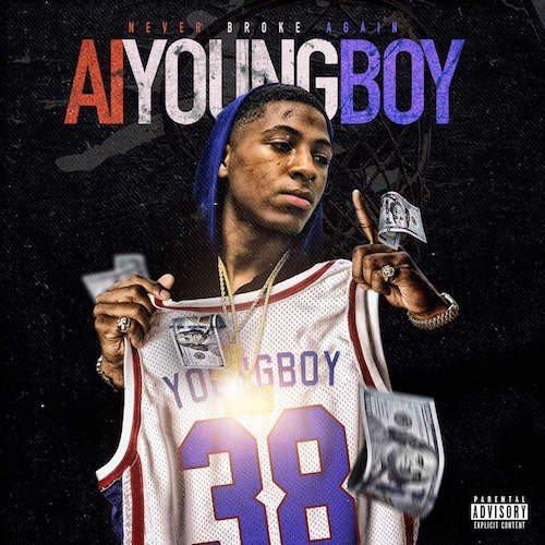 [NBA Youngboy   AI Youngboy]   TrapworldHipHop 500x500