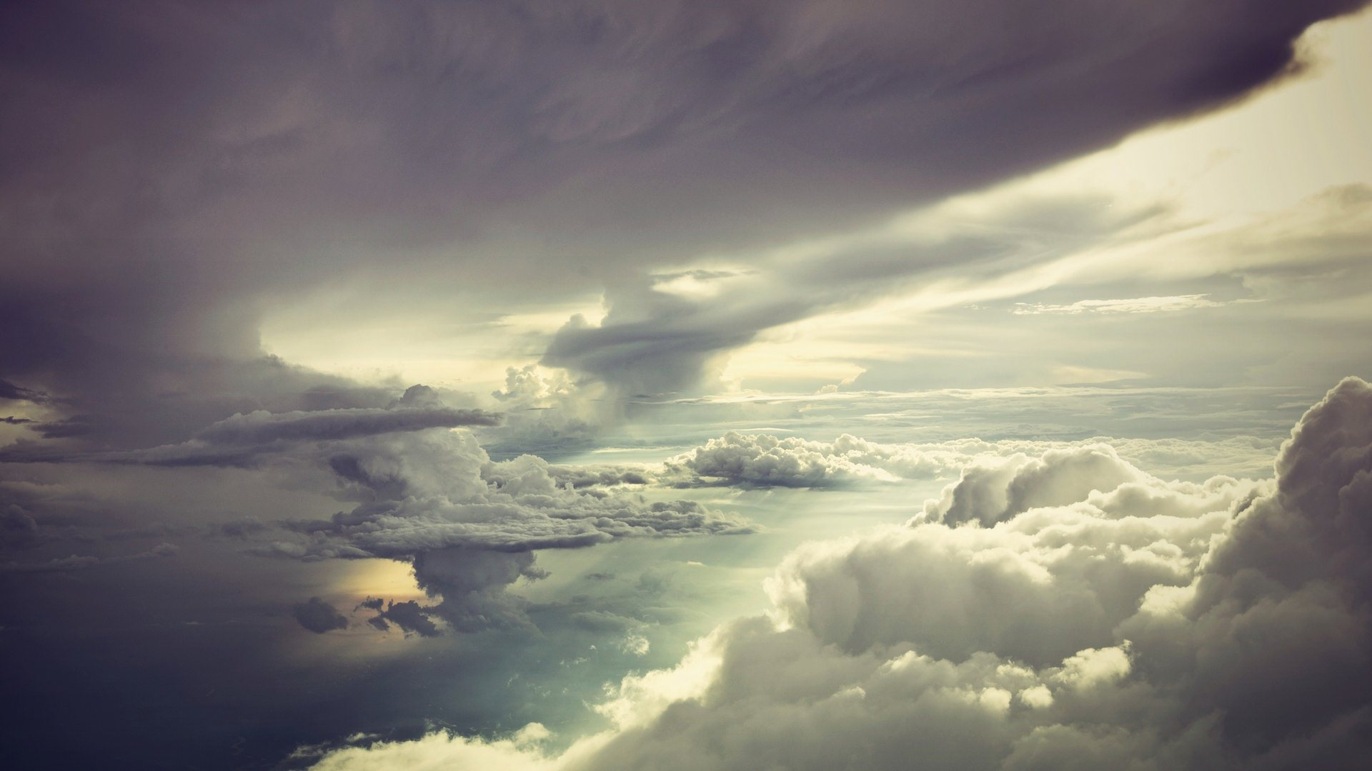 Amazing Clouds HD Wallpapers 1920x1080