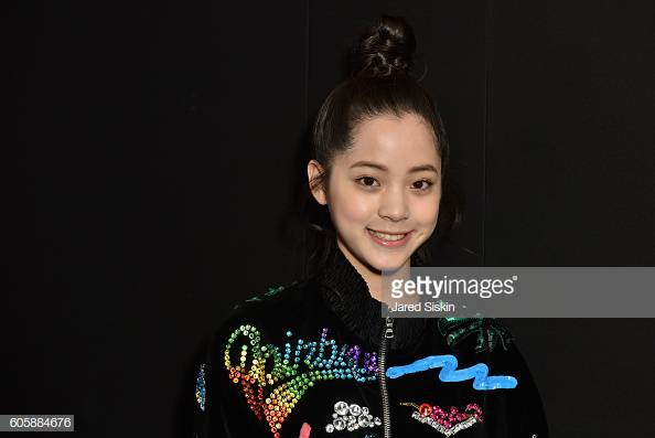 Nana Ou Yang Stock Photos and Pictures Getty Images 594x397
