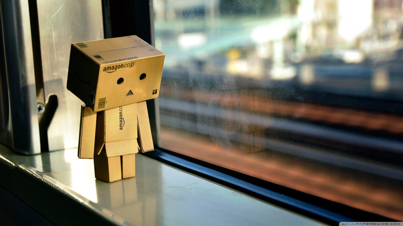 Danbo Enginering Hd Wallpaper Wallpapers Library 1366x768