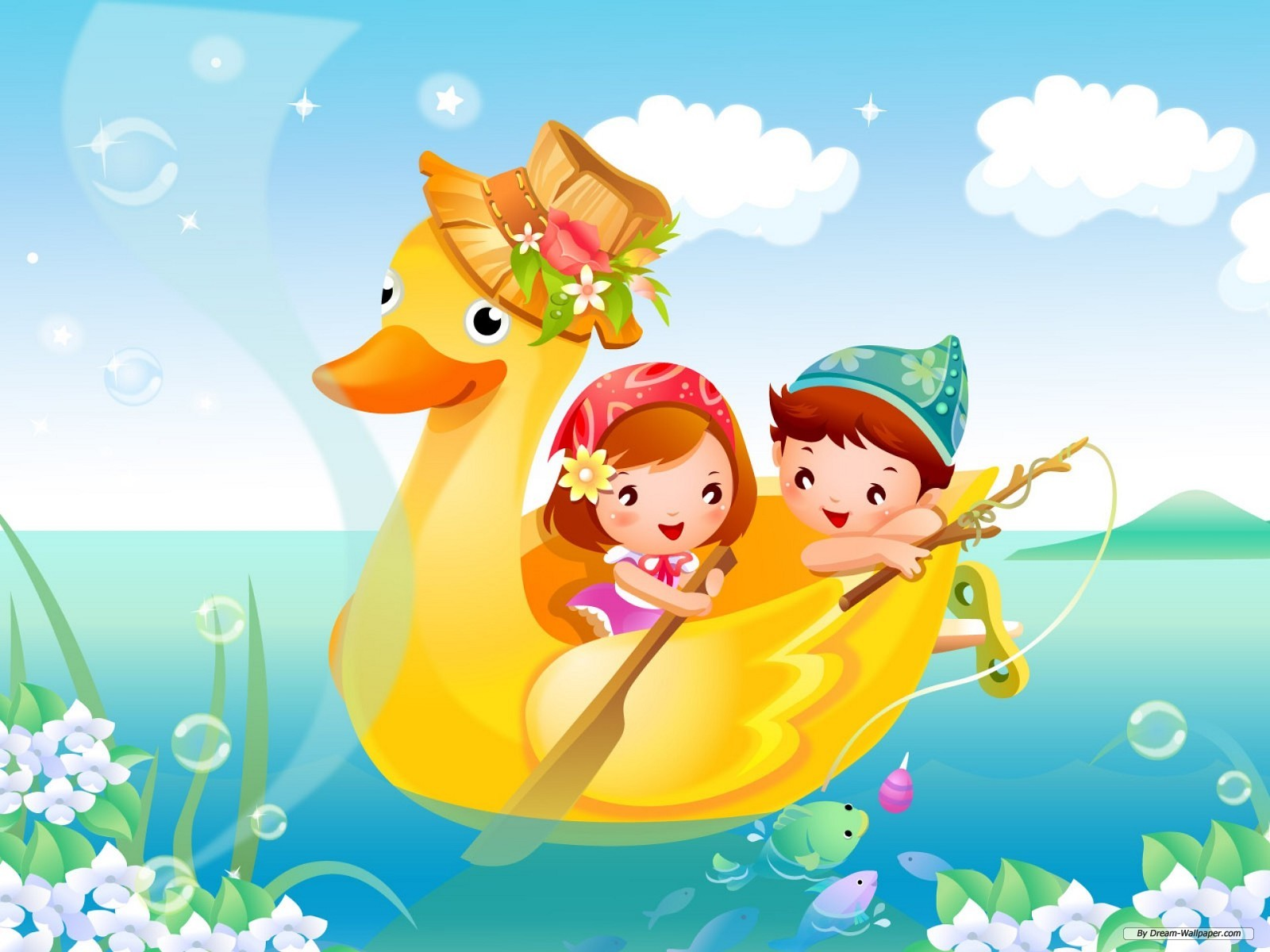Wallpaper   Cartoon wallpaper   Children Games 3 wallpaper 1600x1200
