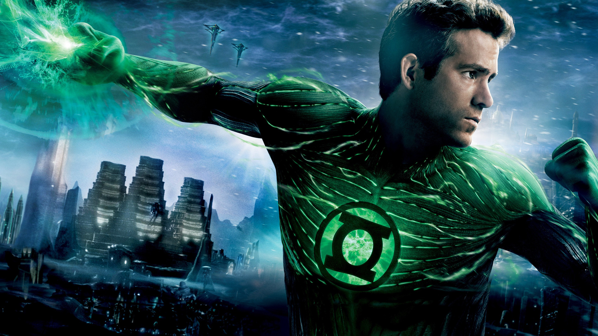 Green Lantern wallpaper 1920x1080 3   hebusorg   High Definition 1920x1080