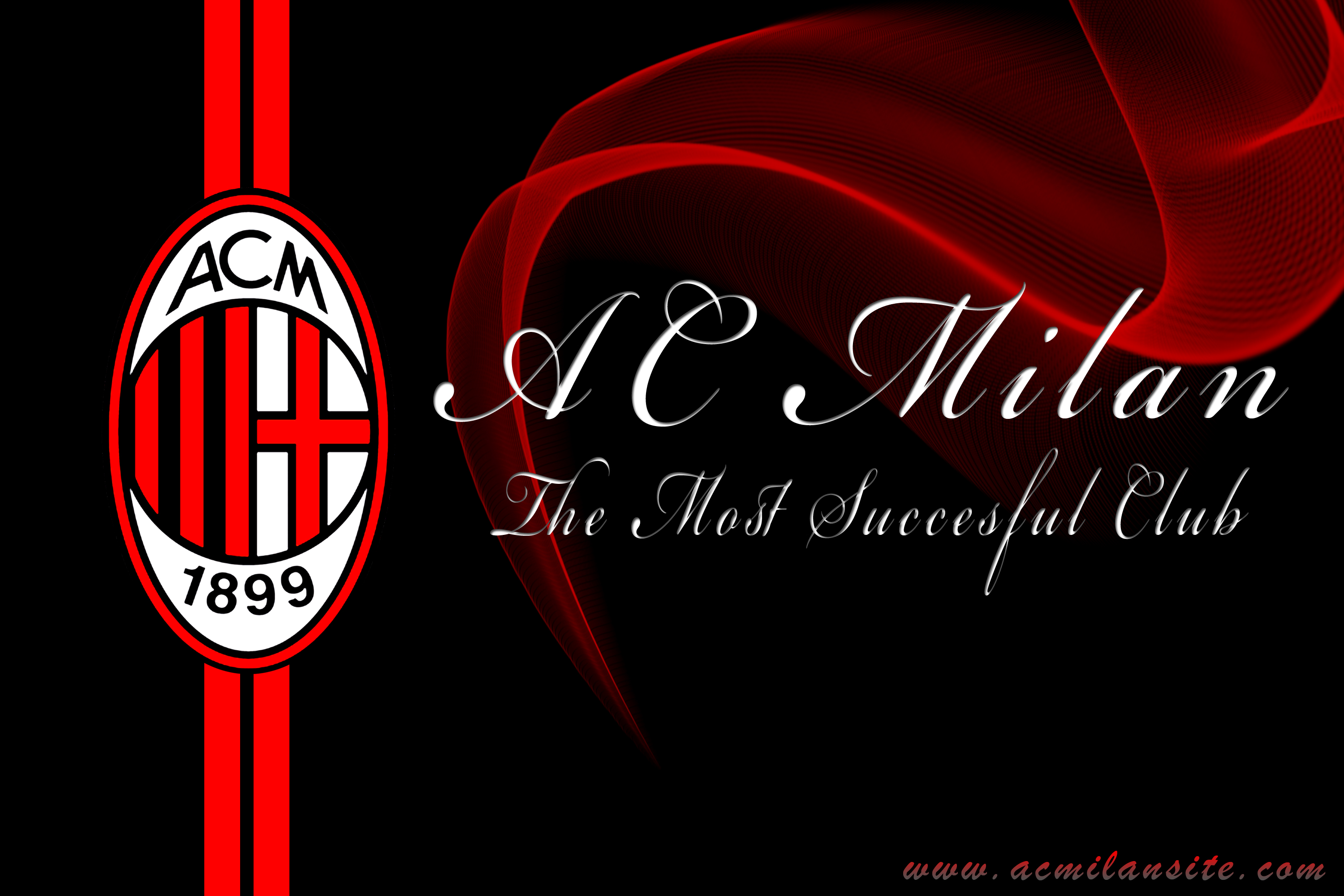 Most Beautiful AC Milan Wallpaper Full HD Pictures 3000x2000