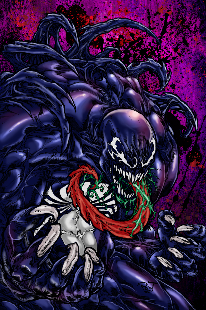 anti venom wallpaper wallpapersafari