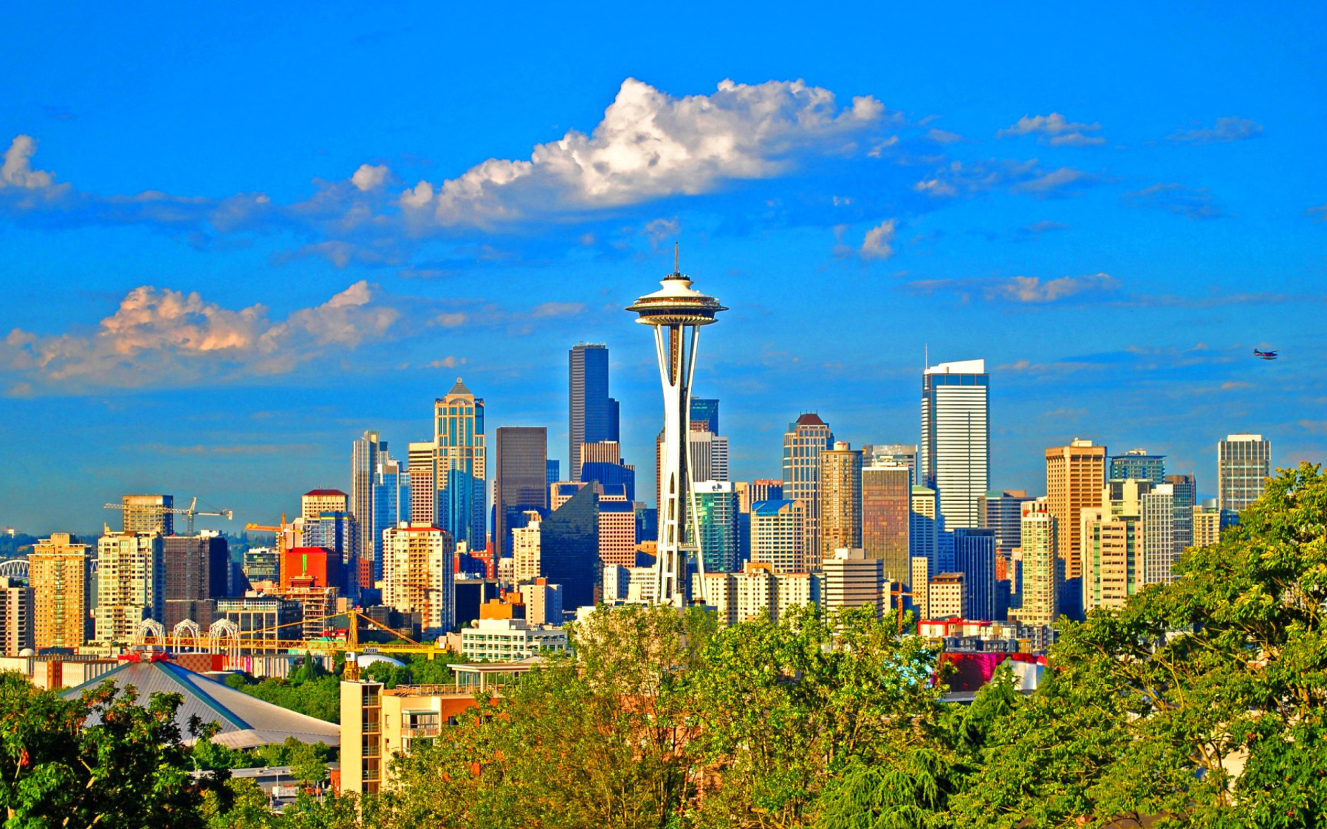 Seattle Wallpapers Pictures Images 1920x1200