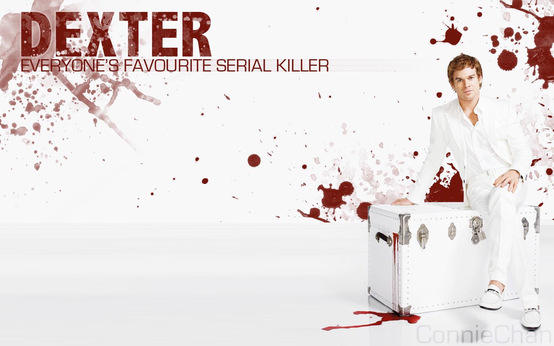 dexter blood splatter poster - photo #16
