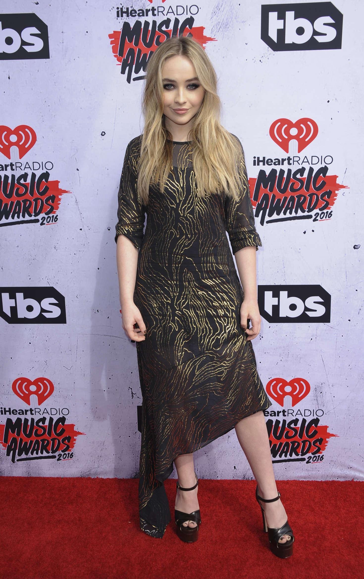 Sabrina Carpenter iHeartRadio Music Awards 2016  07 1470x2336