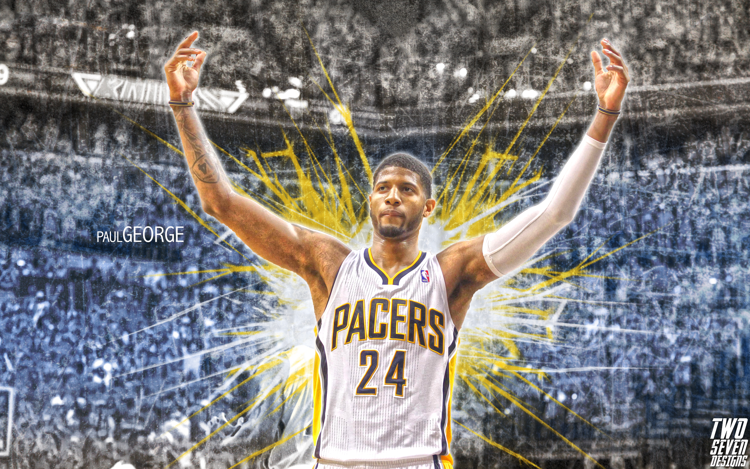 <b>Paul George Wallpaper</b> 13 - WallpaperSafari