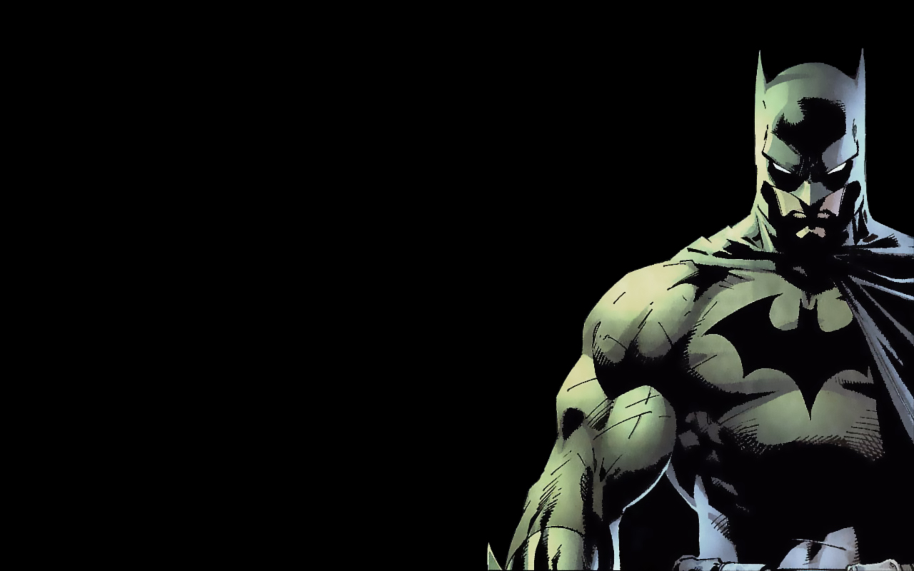 Batman Jim Lee Wallpaper 1280x800