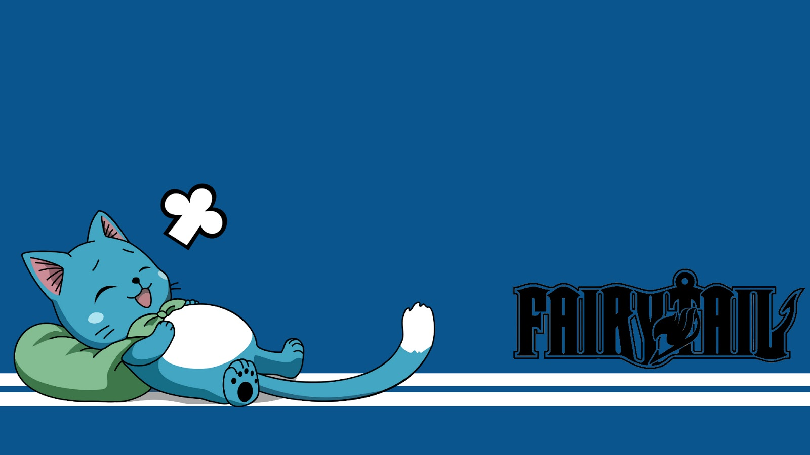 Fairy Tail Happy 32 HD Wallpaper 1600x900