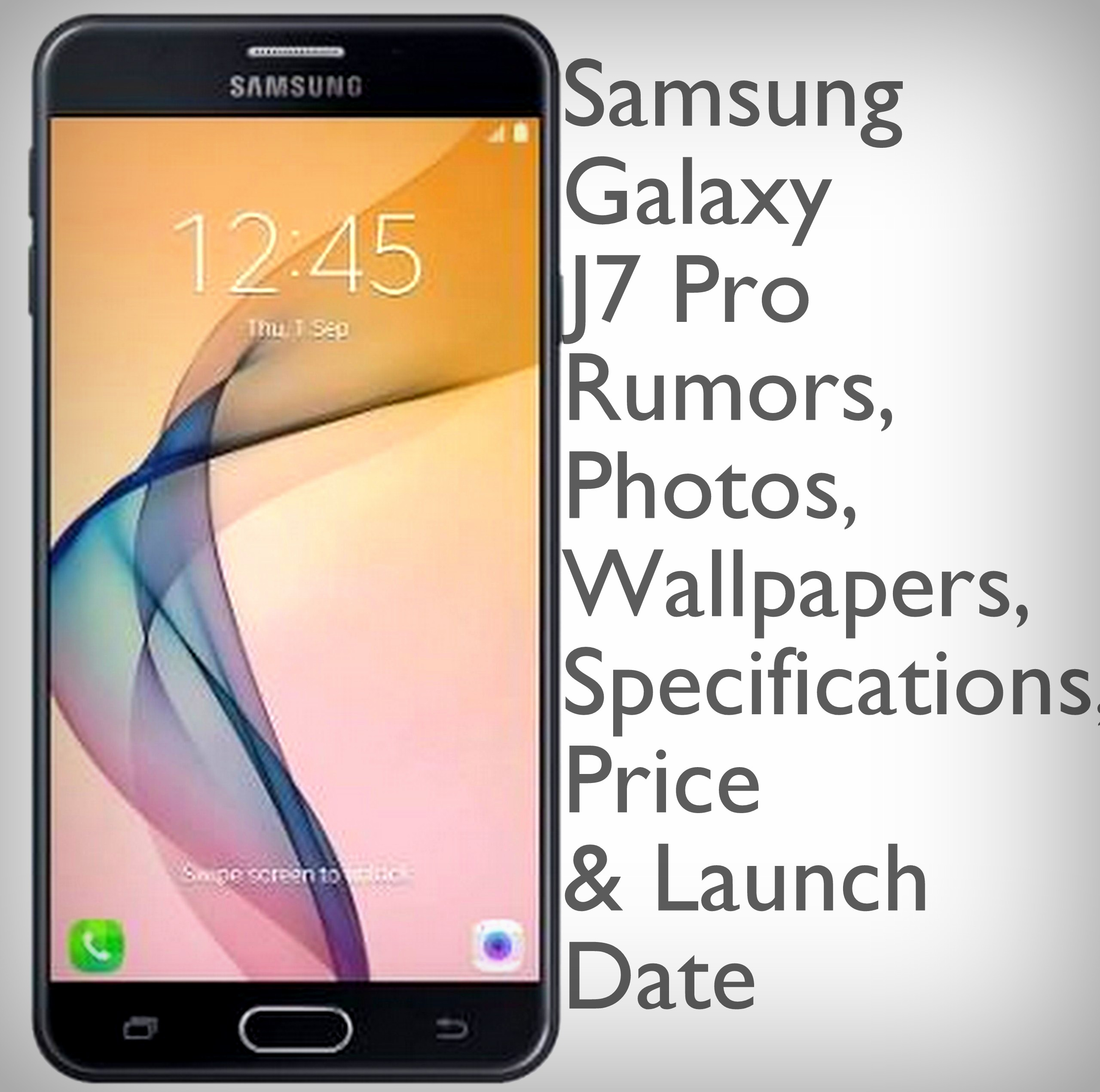 Samsung Galaxy J7 Pro Rumors Photos Wallpapers 2560x2541