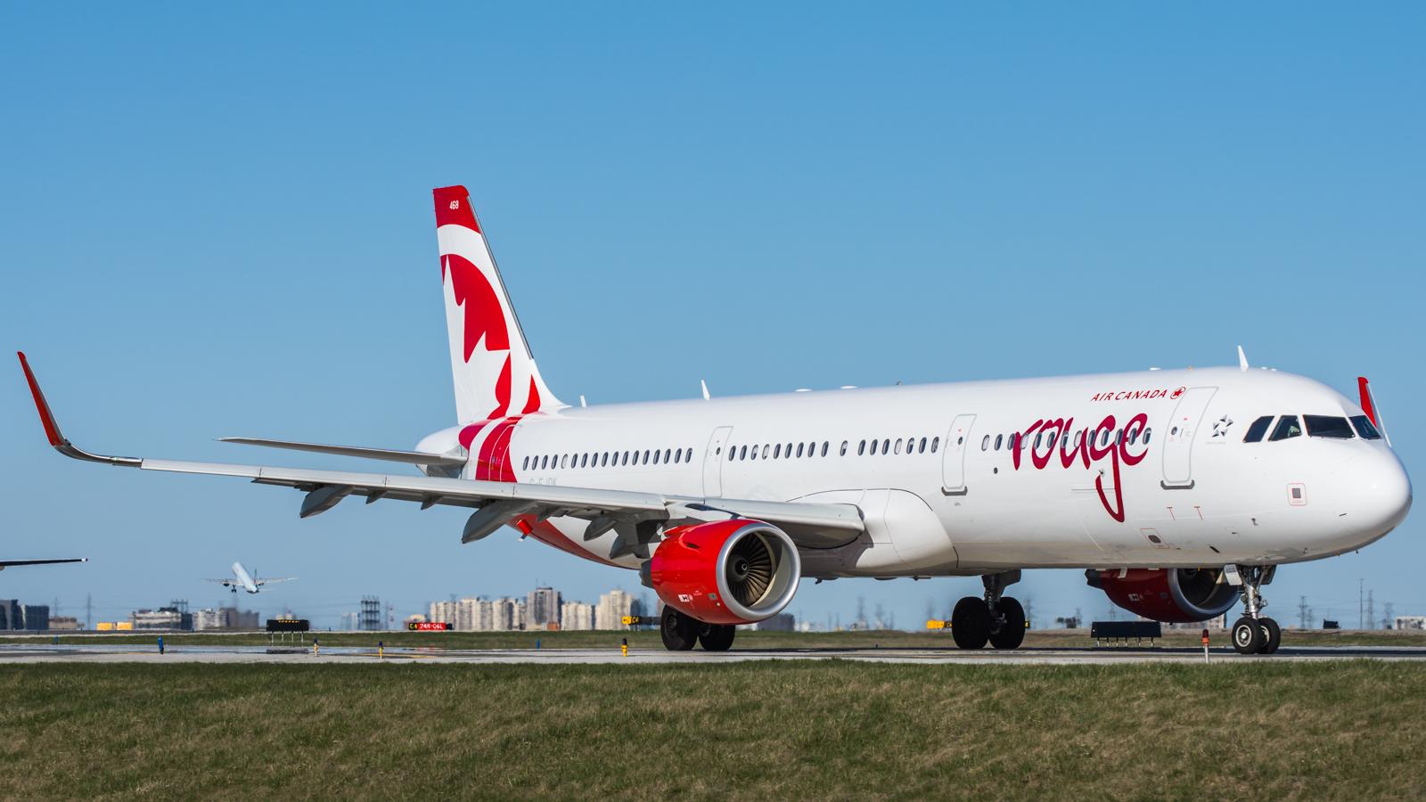 FileAir Canada Rouge Airbus A321 at Pearson Airportjpg 1600x900