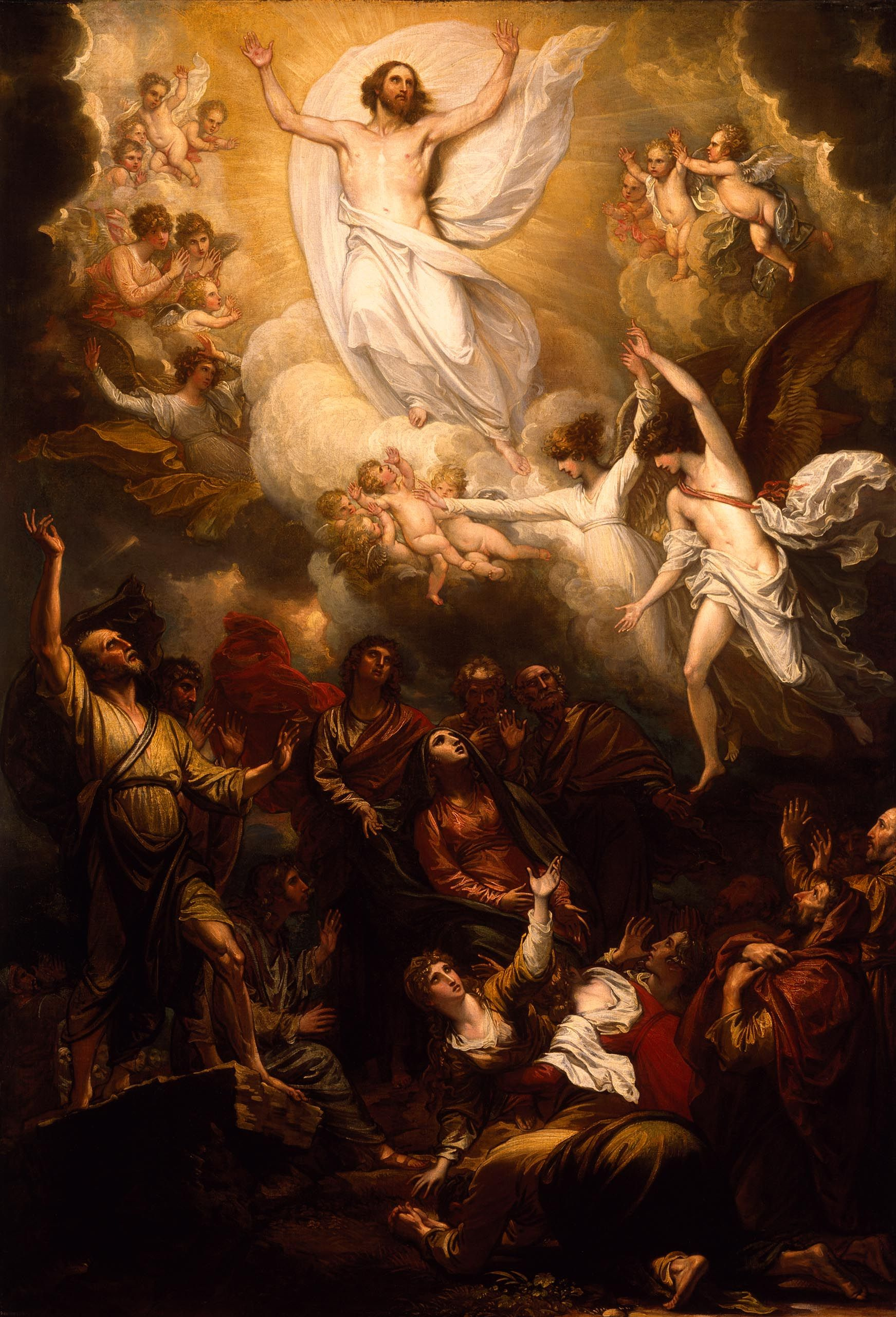 Pics Photos   Wallpaper Resurrection Ascension Of Jesus 1743x2560